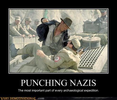 demotivational-punching-nazis-indiana-jones