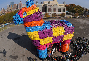 World Record Pinata